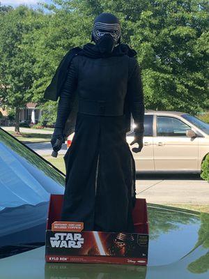 Kylo Ren figure for Sale in Lawrenceville, GA