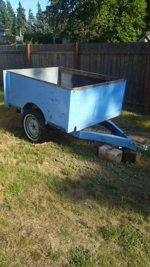 Utility Trailer for Sale in Puyallup, WA