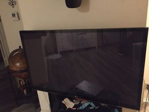 50 INCH LG PLASMA EXCELLENT CONDITIONS for Sale in Los Angeles, CA