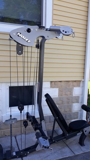 HOIST V-2 COMPLETE WORK OUT SYSTEM for Sale in Baltimore, MD