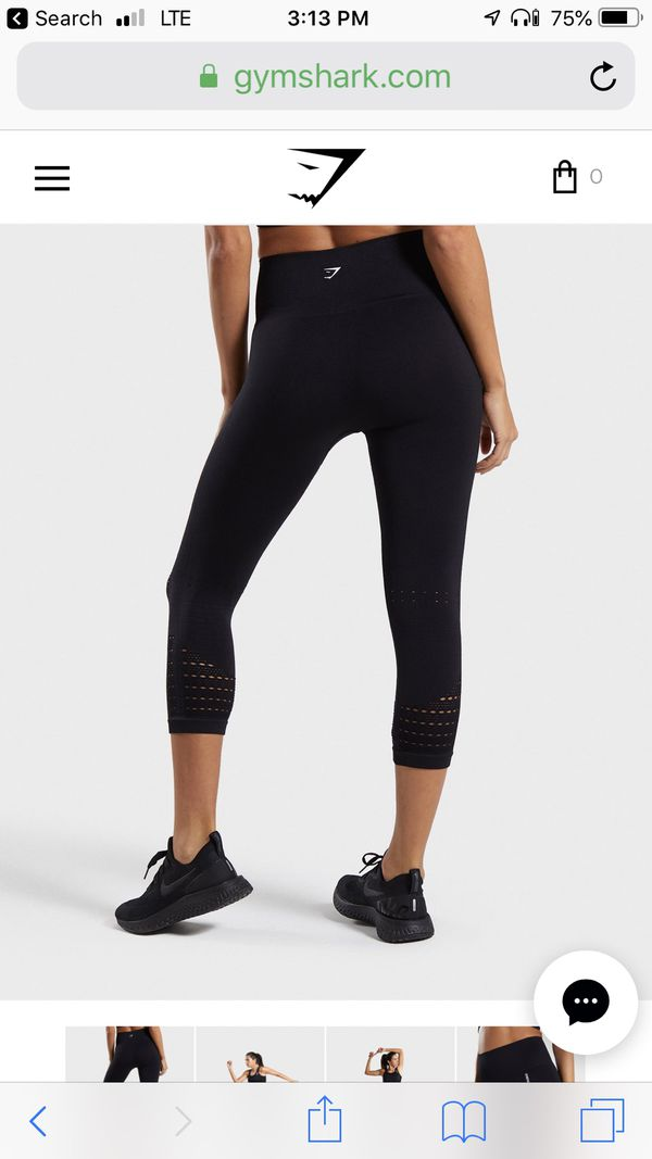 37ceed193bef1 Gymshark Seamless energy leggings Small for Sale in Fresno, CA - OfferUp