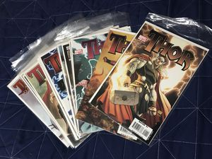 MARVEL THOR ISSUES #1-8 for Sale in Whittier, CA