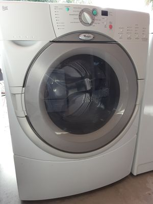 WHIRLPOOL DUET WASHER for Sale in Las Vegas, NV