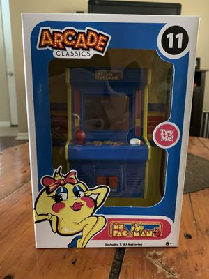 Mrs. PAC Man arcade game for Sale in Bradenton, FL