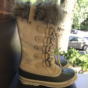 Sorel Furry Trim Waterproof Ankle Length Boots * Read Description Before Buy* for Sale in Atlanta, GA