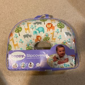 Slipcovered Feeding And Infant Support Pillow for Sale in Clackamas, OR
