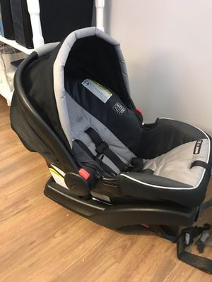Graco car seat, base and stroller for Sale in Richmond Hill, GA