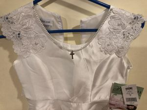 First communion or flower girl dress for Sale in Bedford, MA