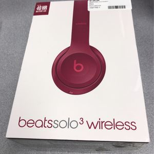 Beats Solo3 Wireless for Sale in San Diego, CA