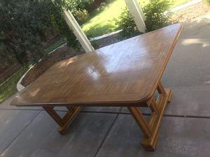 Adjustable dining table for Sale in Pleasanton, CA