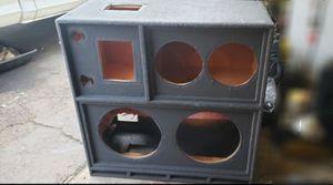 Vintage electro voice EV cabinets boxes for Sale in Orange, CA
