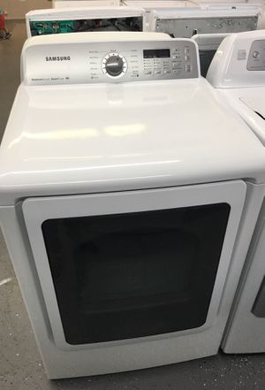 Samsung dryer -30 days warranty for Sale in Orlando, FL