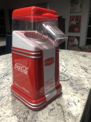 Coca Cola air popcorn popper for Sale in Rancho Cucamonga, CA