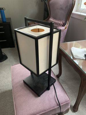 Dania table lamp for Sale in Kirkland, WA