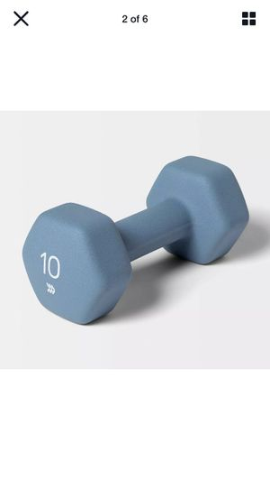 10lb. Dumbbell (SINGLE) for Sale in Brooklyn, NY