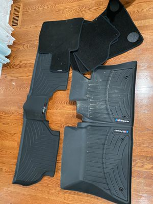 Weather tech floor mats for Sale in West Chicago, IL