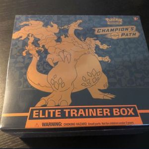 Pokémon Trading Card Game: Champion's Path Elite Trainer Box for Sale in Fort Lauderdale, FL