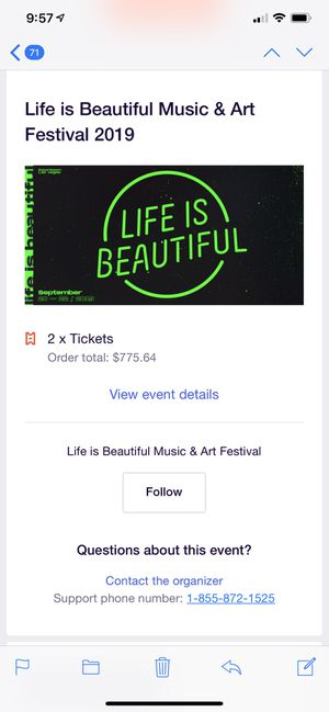 Life is Beautiful 2019 for Sale in Perris, CA