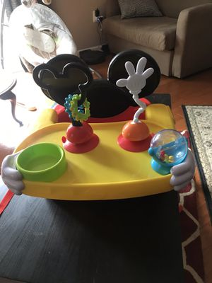 Disney's Mickey Mouse activity seat for Sale in Lincolnia, VA