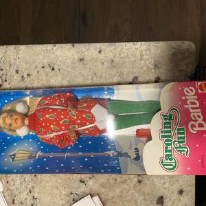 Caroling Fun Barbie for Sale in Baltimore, MD