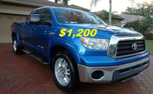 💯On Sale 2007 Toyota Tundra 4WDWheels Awesome for Sale in Columbus, OH