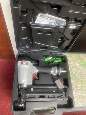 Nail gun n compresser NEW for Sale in Rockville, MD