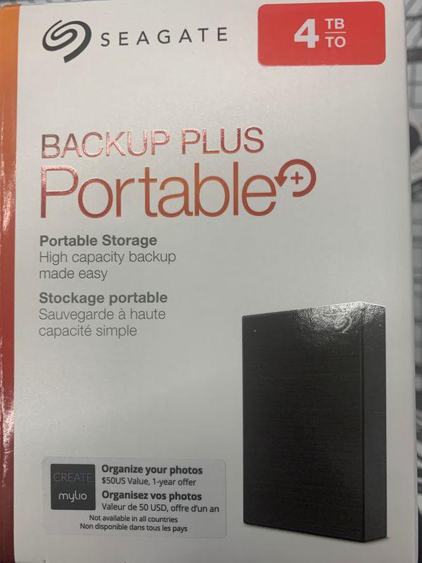 Backup plus portable
