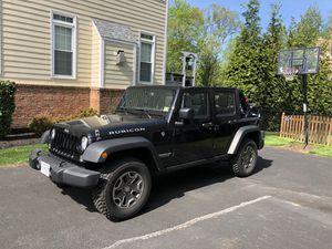 2017 Jeep Wrangler for Sale in Lansdowne, VA