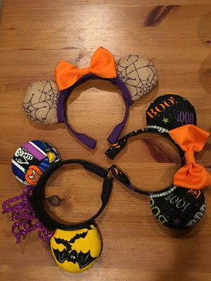 Halloween Mickey Ears for Sale in Palo Alto, CA