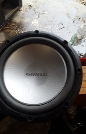 Kenwood Subs for Sale in Chaffee, MO