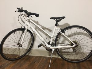 Specialized Brand Women's Road Bike w/ Accessories for Sale in St. Louis, MO