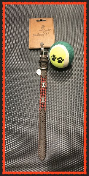 Nice high quality extra small pet collar leather . New for Sale in Las Vegas, NV