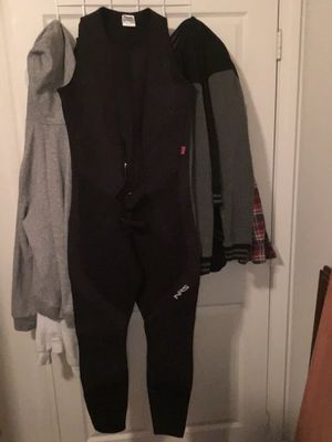 NRS farmer john wetsuit size large for Sale in Gresham, OR