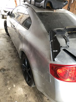 2003.. 2007 infiniti g35 parts for Sale in Gustine, CA