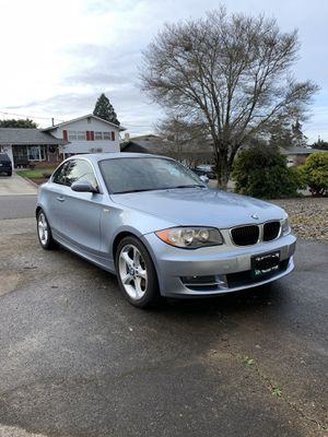 2009 BMW 128i For Sale for Sale in Portland, OR