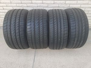 BMW X5 X6 Dunlop Sportmaxx GT 275/40/20 Tires and 315/35/20 for Sale in Palos Hills, IL