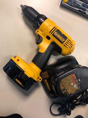 Dewalt drill 14.4 volt for Sale in Columbus, OH