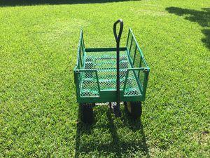 Steel Falconer Wagon for Sale in Lockhart, FL