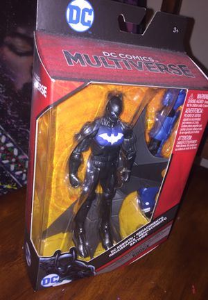 BATWING DC COMICS MULTIVERSE ACTION FIGURE for Sale in Las Vegas, NV