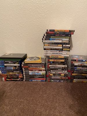 PS4 PS3 PS2 Wii GameCube games for Sale in San Diego, CA