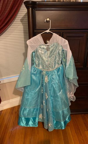 Elsa from frozen directly Disney store for Sale in Hudson, MA