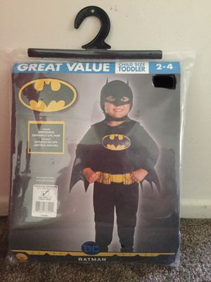 Toddler Batman Costume for Sale in Los Angeles, CA