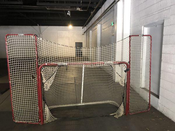 Hockey net. FREE!