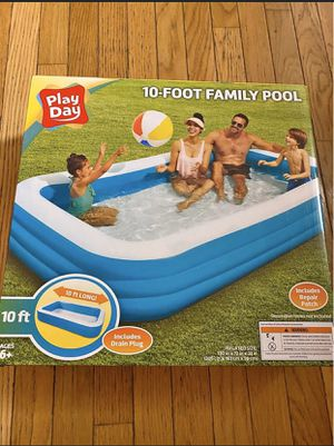 Play Day 10ft Family Pool BRAND NEW Bulk Discount for Sale in Sandy Spring, MD