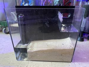 Fish tank refugium salt water/ fresh water for Sale in The Bronx, NY