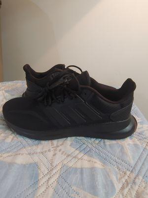 All black runfalcon Adidas men size 11 for Sale in Chesapeake, VA
