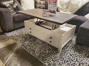 Coffee Table, Two-Tone for Sale in Midway City, CA