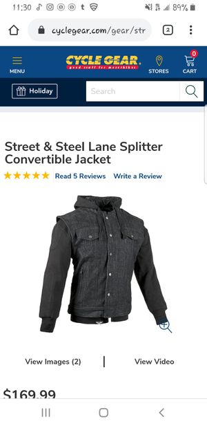 Motorcycle Vest for Sale in San Diego, CA