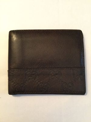 8ab9bb2284f7 GUCCI GUCCISSIMA VINTAGE MONOGRAM LEATHER MENS WALLET for Sale for sale  Bayport, NY