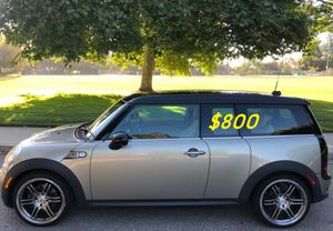 $8OO URGENT SELLING 2009 MINI Cooper Clubman S Clean tittle! runs and drives great,no issues! for Sale in Madison, WI